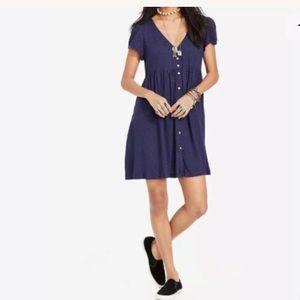 Ralph Lauren Denim & Supply Navy Star Print Dress